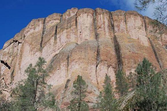 Pinnicles - Lava falls